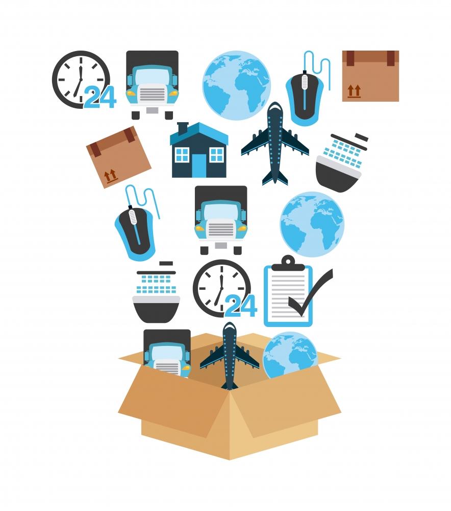 Logistyka - Greym