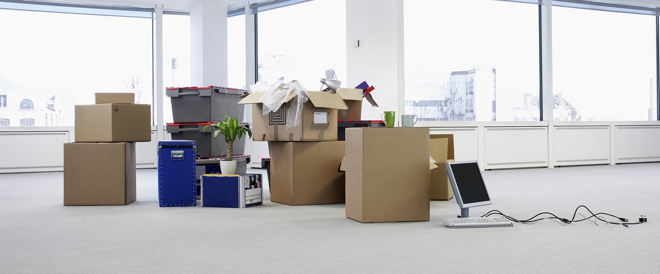 Przeprowadzki biur